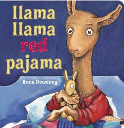 Llama Llama Red Pajama (Board book)