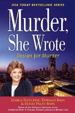 Design for Murder (Hardcover)