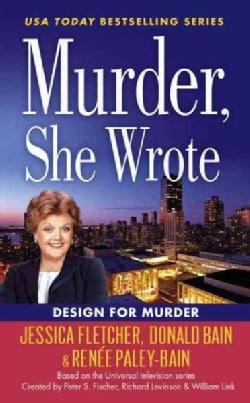 Design for Murder (Paperback)