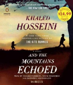And the Mountains Echoed (CD-Audio)