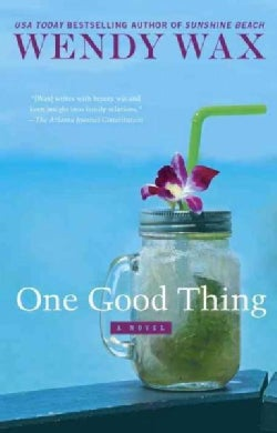 One Good Thing (Paperback)