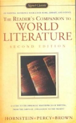 The Reader's Companion to World Literature (Paperback)