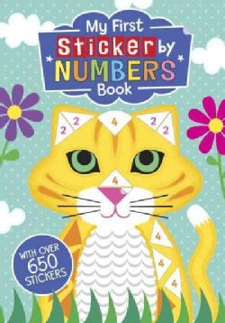 My First Sticker by Numbers Book (Paperback)