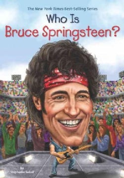 Who Is Bruce Springsteen? (Hardcover)