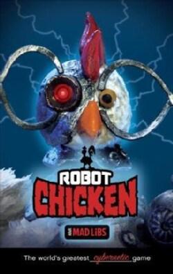 Robot Chicken Mad Libs (Paperback)