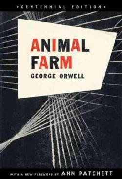 Animal Farm: A Fairy Story (Paperback)