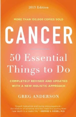 Cancer: 50 Essential Things to Do (Paperback)