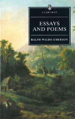 Essays and Poems (Paperback)