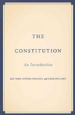 The Constitution: An Introduction (Hardcover)