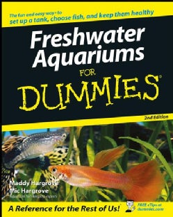 Freshwater Aquariums for Dummies (Paperback)