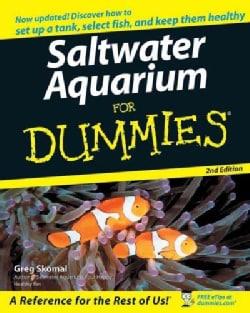 Saltwater Aquariums for Dummies (Paperback)