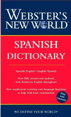 Webster's New World Spanish Dictionary (Paperback)