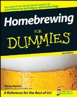 Homebrewing For Dummies (Paperback)