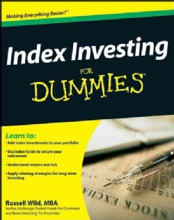Index Investing for Dummies (Paperback)