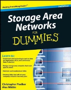 Storage Area Networks for Dummies (Paperback)