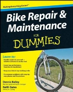 Bike Repair & Maintenance for Dummies (Paperback)