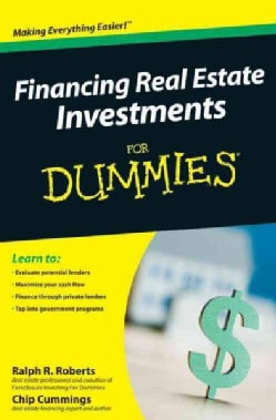 Financing Real Estate Investments for Dummies (Paperback)