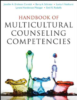 Handbook of Multicultural Counseling Competencies (Hardcover)
