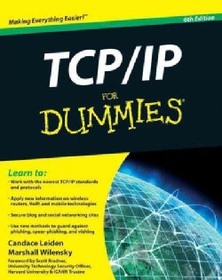 TCP/IP for Dummies (Paperback)