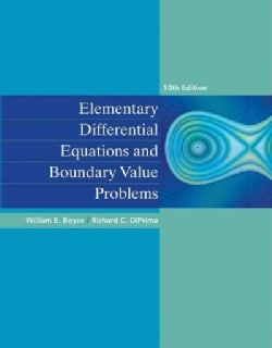 Elementary Differential Equations and Boundary Value Problems (Hardcover)