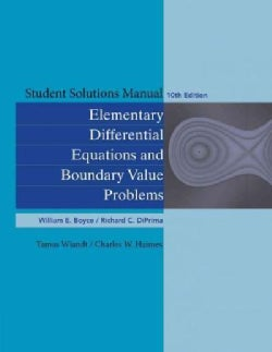 Elementary Differential Equations and Boundary Value Problems (Paperback)