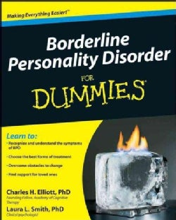 Borderline Personality Disorder for Dummies (Paperback)