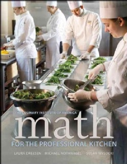 Math for the Professional Kitchen (Paperback)