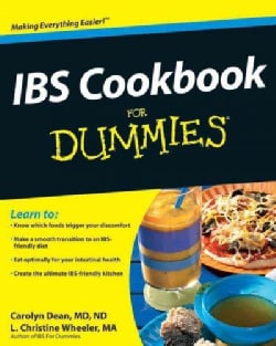 IBS Cookbook for Dummies (Paperback)