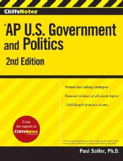 CliffsNotes AP U.S. Government and Politics (Paperback)