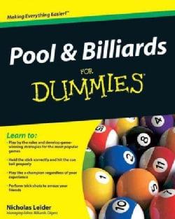 Pool & Billiards for Dummies (Paperback)