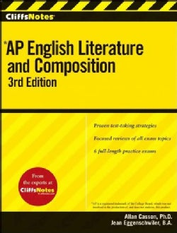 CliffsNotes AP English Literature and Composition (Paperback)