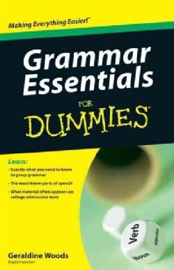 Grammar Essentials for Dummies (Paperback)
