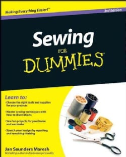 Sewing for Dummies (Paperback)