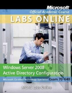 Windows Server 2008 Active Directory Configuration 70-640