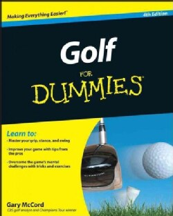 Golf for Dummies (Paperback)