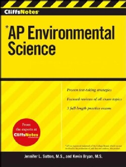 CliffsNotes AP Environmental Science (Paperback)