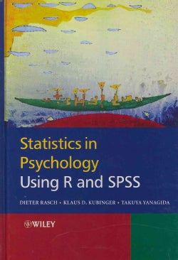 Statistics in Psychology Using R and SPSS (Hardcover)