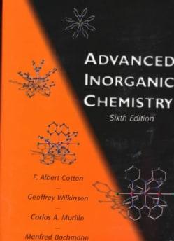 Advanced Inorganic Chemistry (Hardcover)