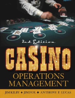 Casino Operations Management (Hardcover)