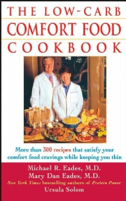 The Low-carb Comfort Food Cookbook (Paperback)