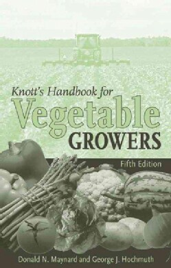 Knott's Handbook for Vegetable Growers (Paperback)