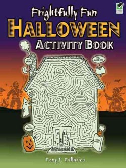 Frightfully Fun Halloween Activity Book (Paperback)