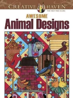 Awesome Animal Designs (Paperback)