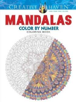 Mandalas: Color by Number (Paperback)