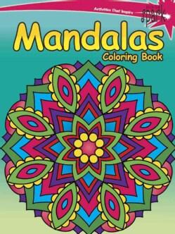 Mandalas Coloring Book (Paperback)