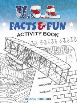 U.s.a. Facts & Fun Activity Book (Paperback)