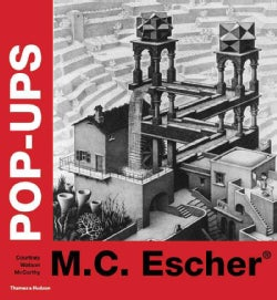 M. C. Escher Pop-Ups (Hardcover)