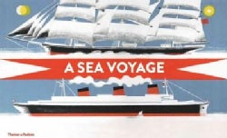 A Sea Voyage: A Pop-up Story About All Sorts of Boats (Hardcover)