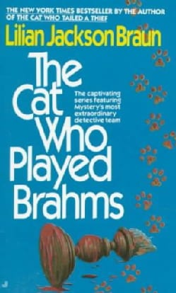 The Cat Who Played Brahms (Paperback)