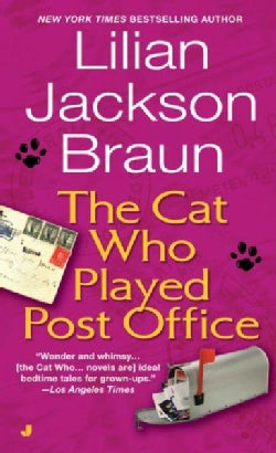 The Cat Who Played Post Office (Paperback)